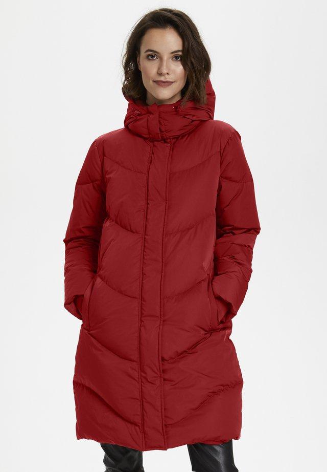 SLMALA  - Winter coat - syrah