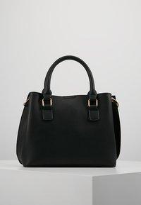 Dorothy Perkins - BAR MINI TOTE - Handbag - black - 2