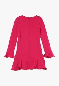 Pinko Up - DIRIGENTE ABITO PUNTO - Jersey dress - pink - 1