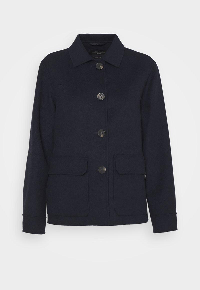 WEEKEND MaxMara - BIAVO - Summer jacket - blau