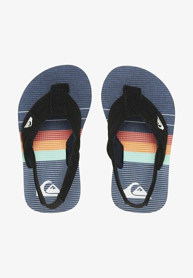 MOLOKAI LAYBACK  - Pool shoes - blue/blue/blue