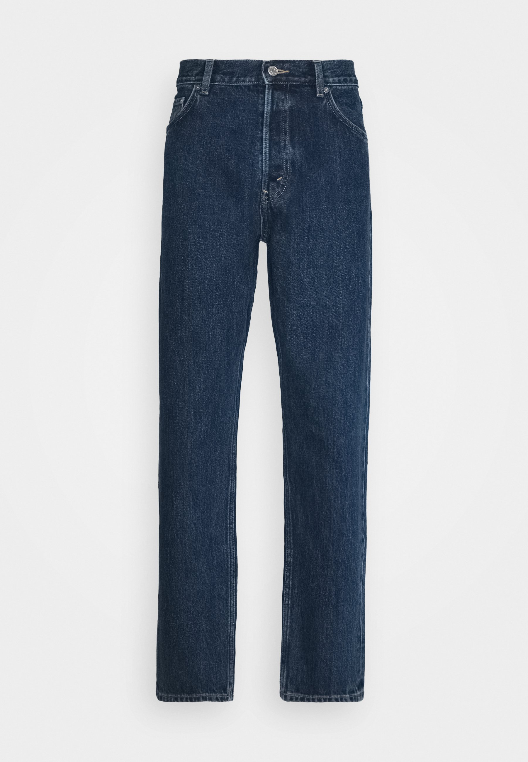 Weekday Barrel Relaxed - Jeans Fit Standard/blå