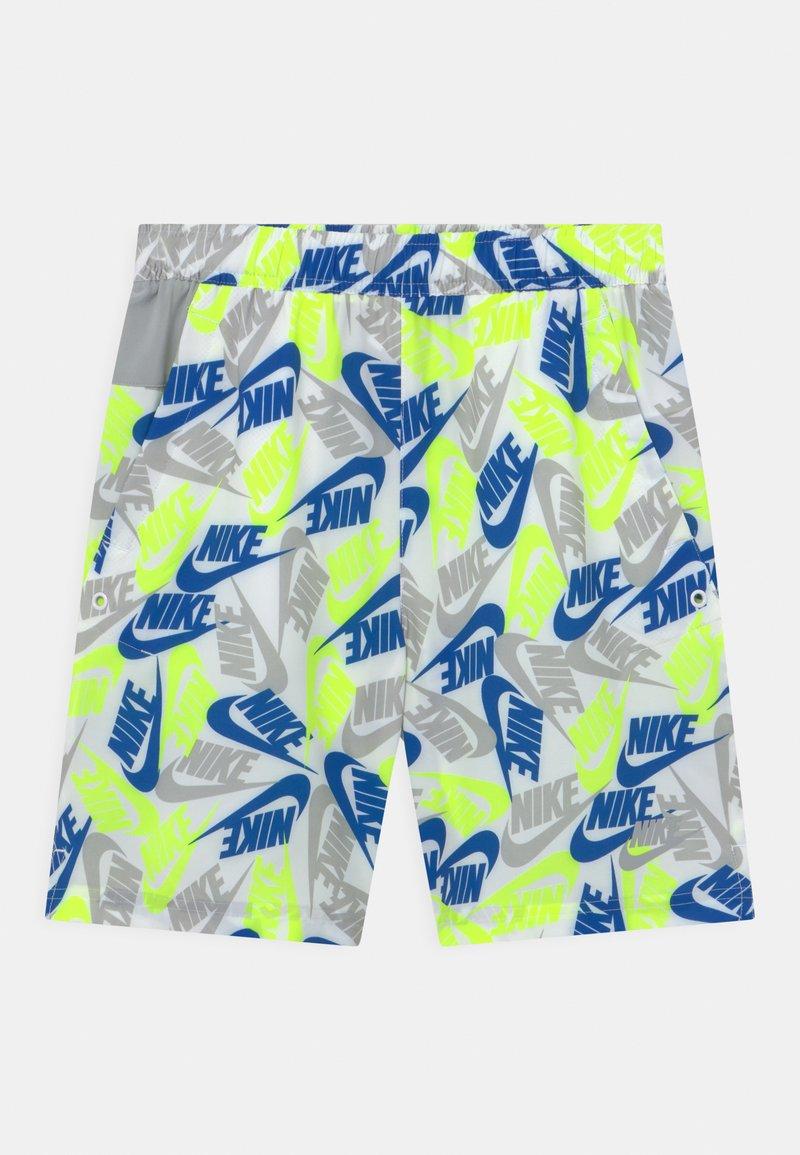 Nike Sportswear - Shorts - white/light smoke grey