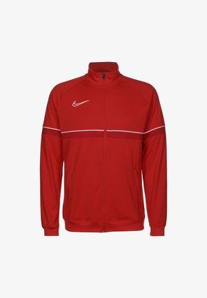 ACADEMY - Giacca sportiva - university red / white / gym red