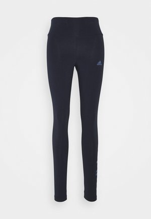 LIN LEG - Leggings - dark blue