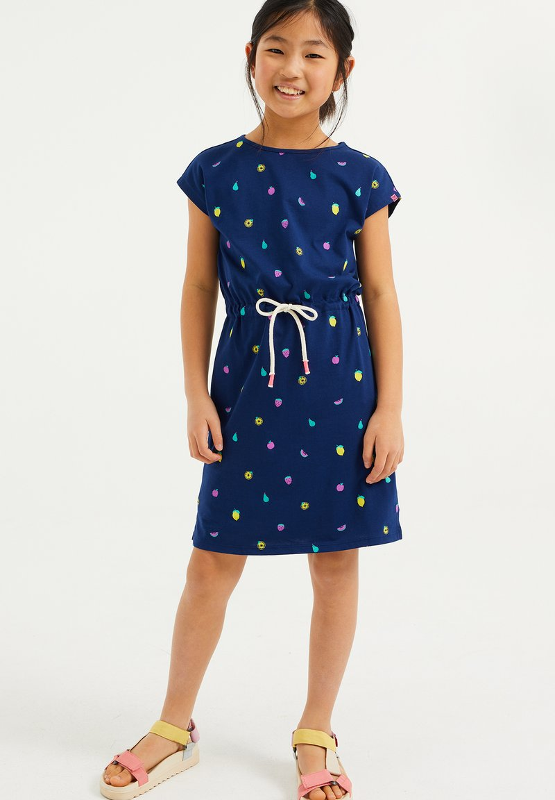 WE Fashion - Day dress - dark blue