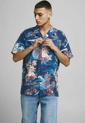 JORTROPICANA RESORT - Shirt - ensign blue