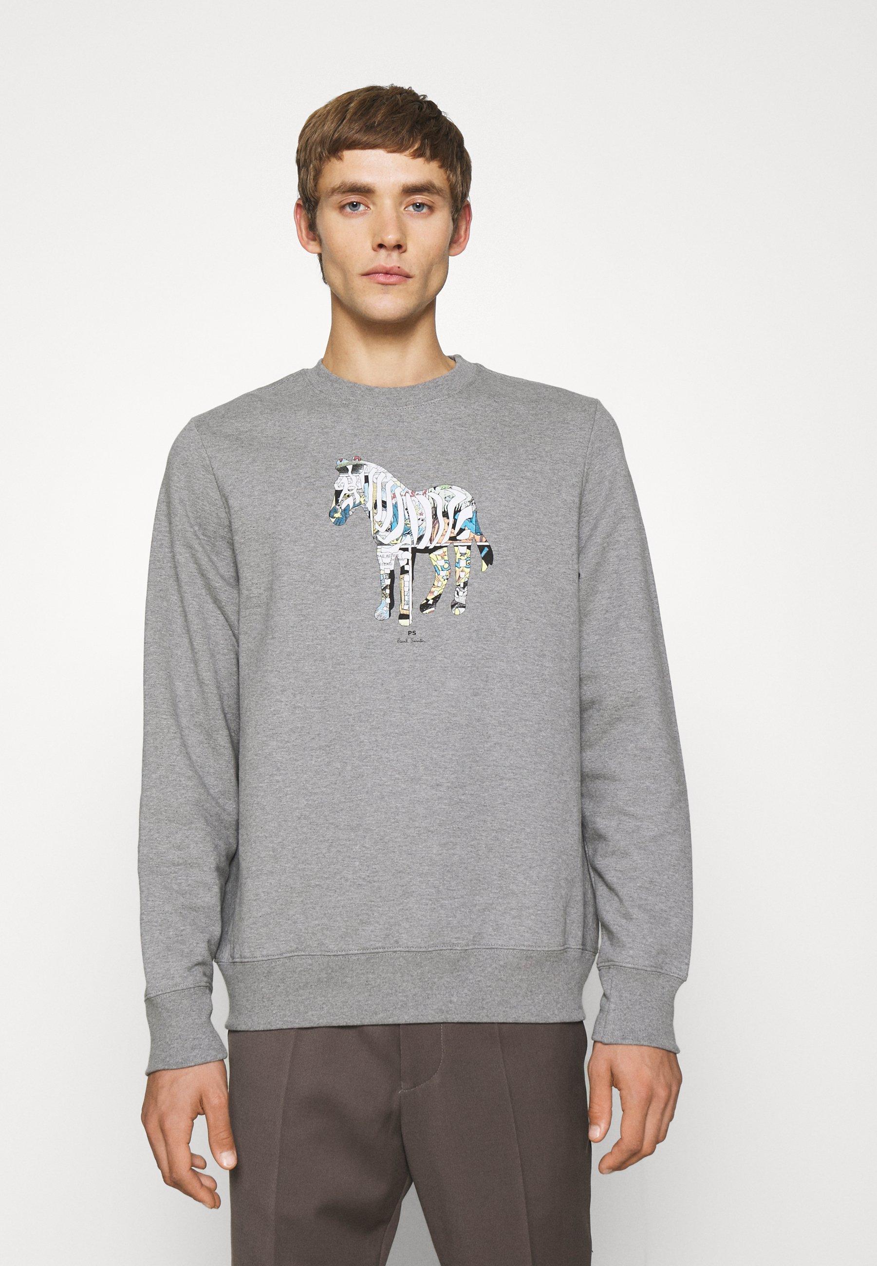 Women FIT ZEBRA UNISEX - Sweatshirt