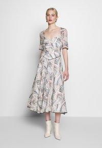Stevie May - SAFFRON MIDI DRESS - Day dress - off-white - 0