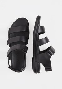 ECCO - Sandały trekkingowe - black - 1