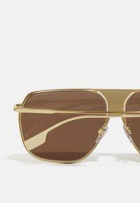 Burberry - UNISEX - Sunglasses - gold - 4