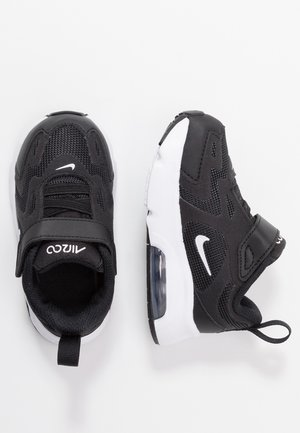 AIR MAX 200 - Sneakers laag - black/white