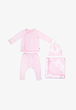 LOVE FROM ABOVE WELCOME SET - Pyjama - pink