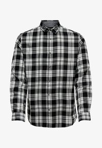 Only & Sons - ONSOMAR CHECKED HERRINGBONE  - Koszula - off-white - 0