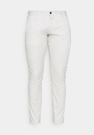 YORK - Pantaloni - silver gray