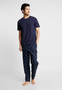 Lacoste - Pyjama bottoms - navy blue - 1