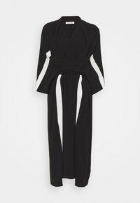 Henrik Vibskov - TIME DRESS - Day dress - black/white - 0