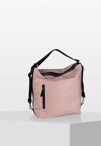 Mandarina Duck - HUNTER HOBO - Handbag - light pink - 0