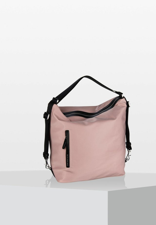 HUNTER HOBO - Handtas - light pink