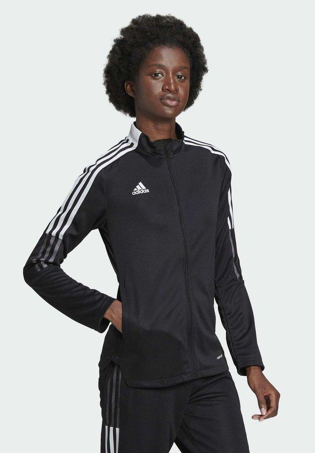 TIRO 21  - Giacca sportiva - black
