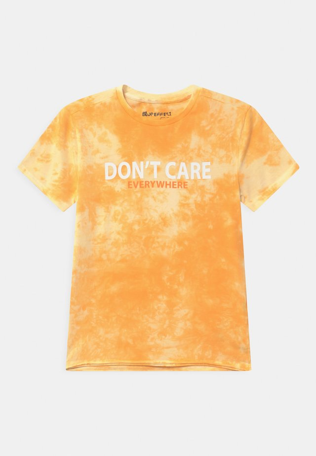 BOYS - T-shirt con stampa - kürbis