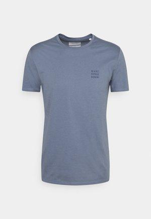 SHORT SLEEVE LOGO - T-shirt basic - silent wave