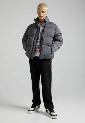 BASIC  - Summer jacket - grey