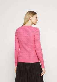 GANT - CABLE CREW - Jumper - chateau rose - 2