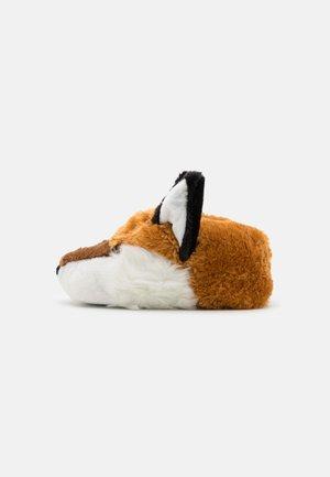 FOX  - Tohvelit - brown
