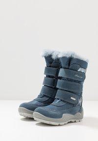 Primigi - Winter boots - azzurro/jeans - 3
