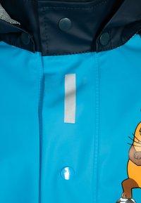 Playshoes - DIE MAUS - Waterproof jacket - dark blue - 3