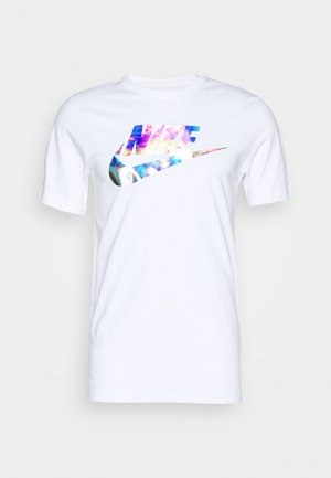 TEE FESTIVAL - T-shirt con stampa - white