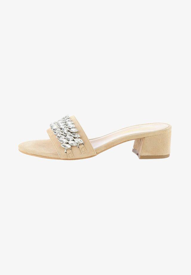 ROMITO  - Sandals - beige