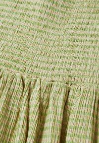 Mango - Day dress - groen - 6
