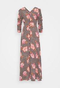 byTiMo - SPRING ROUCH DRESS - Maksimekko - light pink - 0