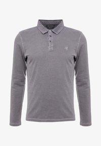 Marc O'Polo - LONG SLEEVE - Polo shirt - castlerock - 3