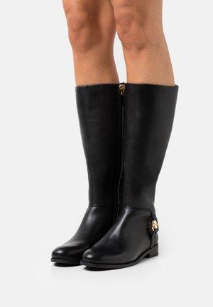 BRYSTOL BOOTS TALL BOOT - Støvler - black