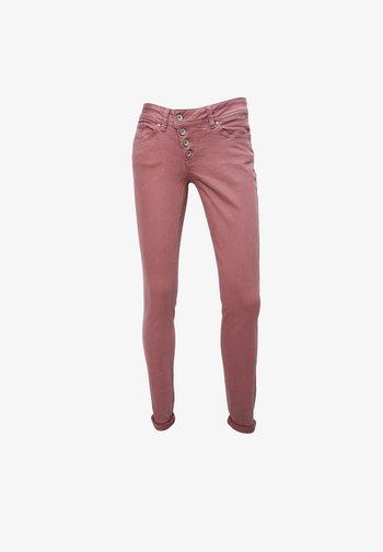 MALIBU - Trousers - grape shake