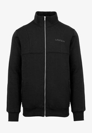 SWEATER REFLECTIVE COTTON ZIPPER - Sweater met rits - reflective