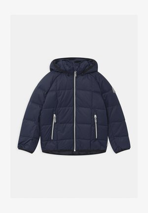 JORD UNISEX - Down jacket - navy