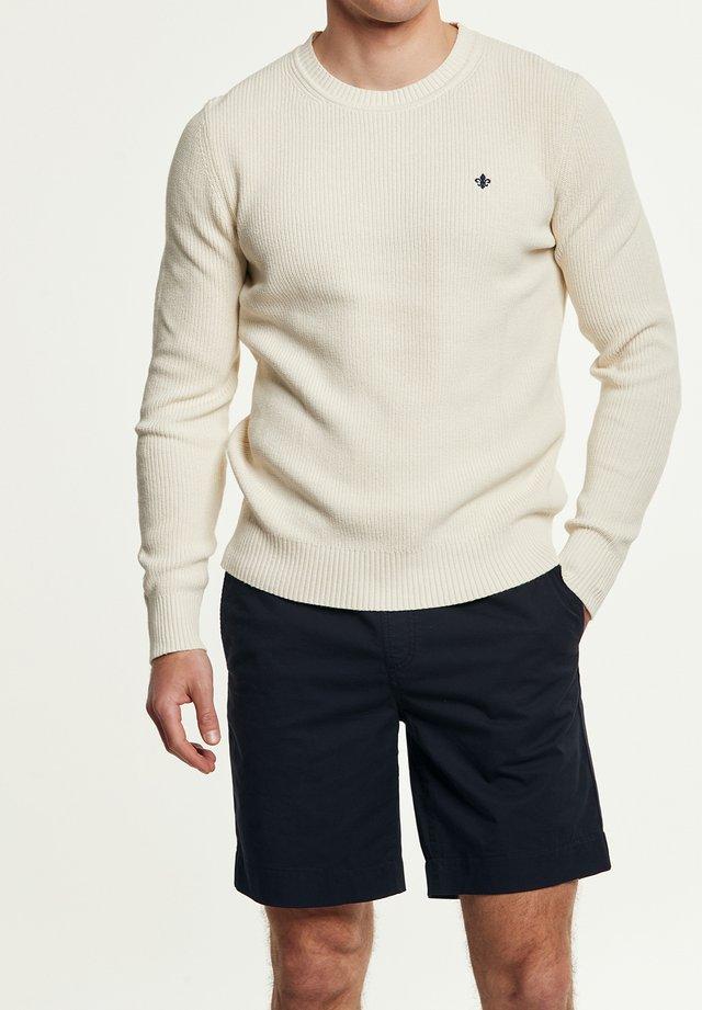 CARDEW  - Stickad tröja - off white
