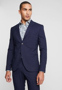 Isaac Dewhirst - FASHION STRUCTURE SUIT  - Costume - navy - 2