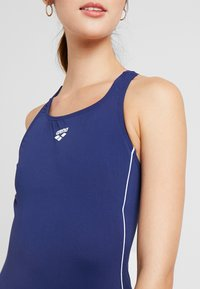 Arena - FINDING - Swimsuit - navy/white - 4