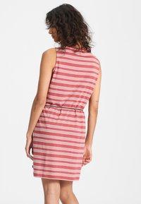 Forvert - KALIDA - Day dress - red/white - 2