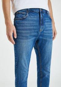 PULL&BEAR - Jeans Skinny Fit - blue-grey - 3