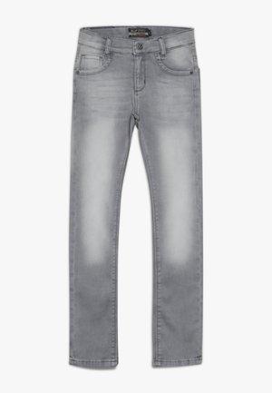 Jean slim - medium grey