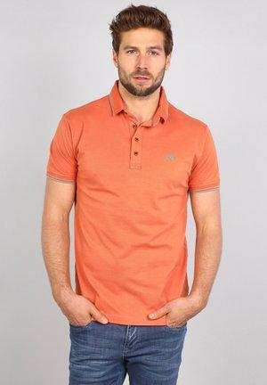 Polo shirt - papaya