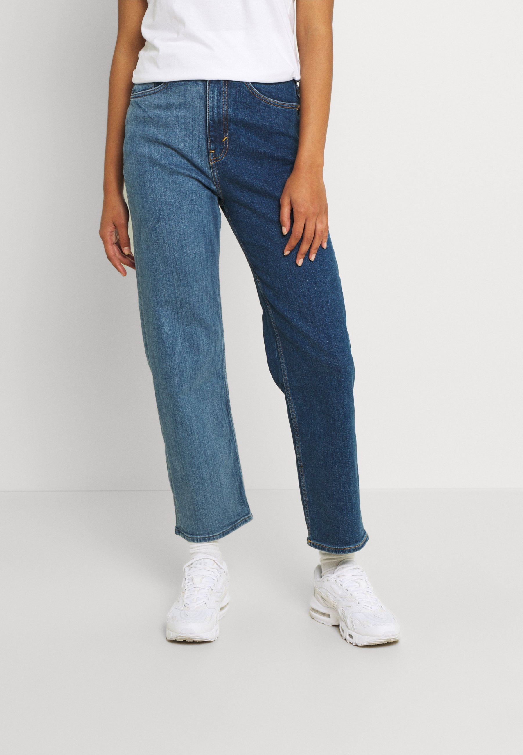 Donna ZAMI BLOCKED - Jeans a sigaretta