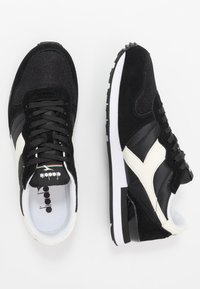 Diadora - UNISEX - Trainers - black /white - 1
