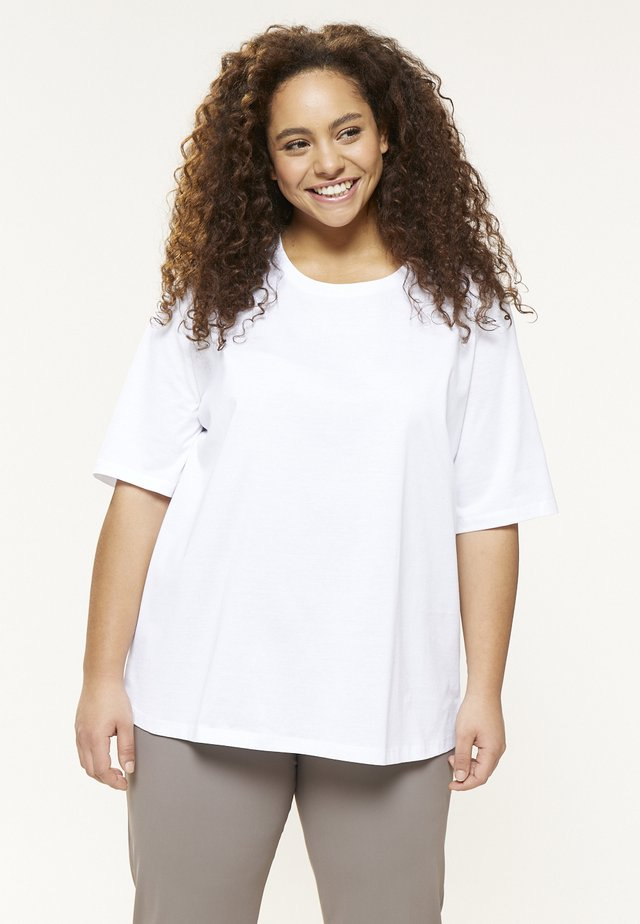 MILY - Basic T-shirt - white